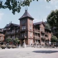#architektura drewniana